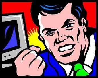 E-mail Rage