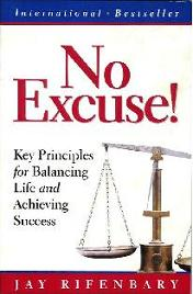 No Excuse Book