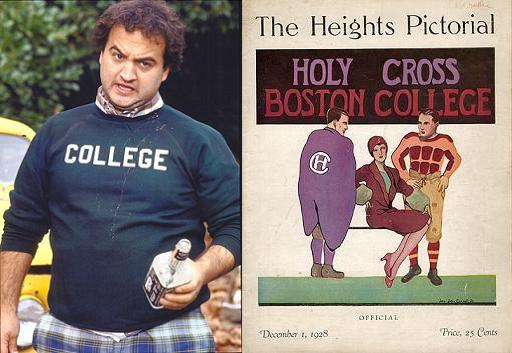 Bluto Blutarsky and The Heights Pictorial