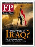 Foreign Policy Cover