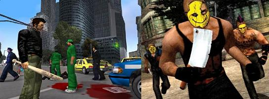 GTA and Manhunt 3