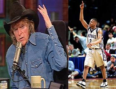 Don Imus and Allen Iverson