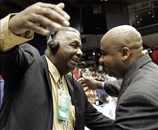 John Thompson and John Thompson III