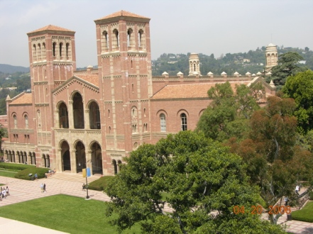 Royce Hall UCLA campus