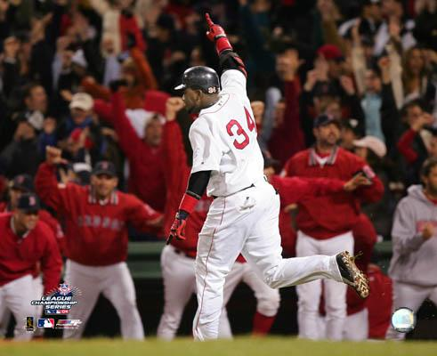 David Ortiz Wins Game