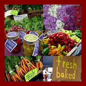 Temescal Farmers' Market, Oakland