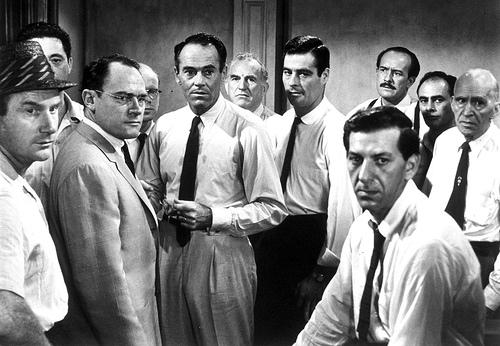 Douze hommes en colère (12 Angry Men) - Sidney Lumet - 1957 dans Sidney Lumet 12-angry-men