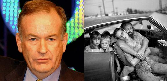 Bill Oreilly Wife And Kids Bill o'reilly and homelessness