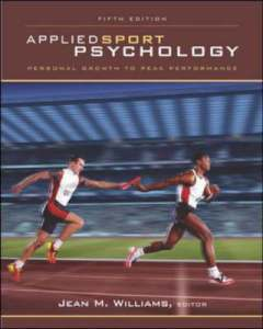 Sports Psychology text