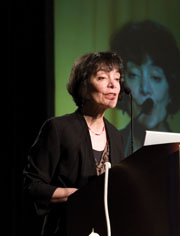 Carol Dweck at APS Conference (from The Observer)