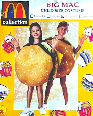 McDonalds big mac costume for kids - http://shinymedia.blogs.com/photos/uncategorized/mcdonalds_big_mac_child.jpg