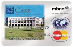 Case Western Mastercard