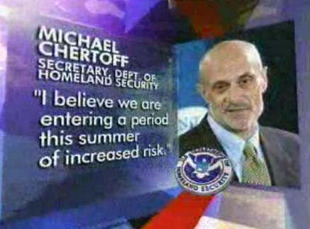 Michael Chertoff Gut Feelings