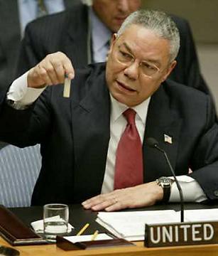 Colin Powell UN