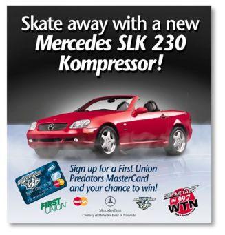 MasterCard Kompressor Promotion