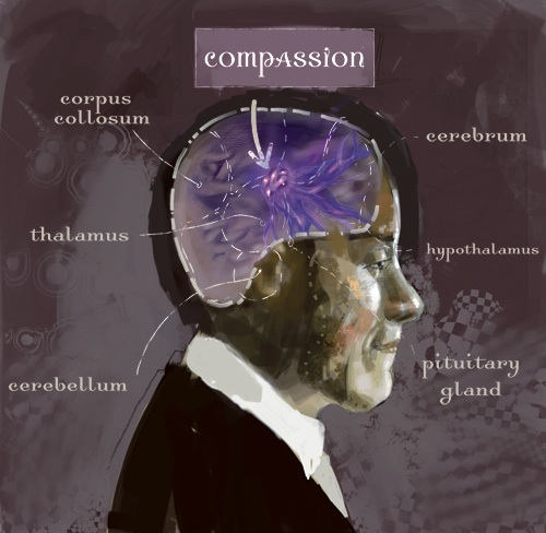 "Marc Scheff's ""Compassion"""