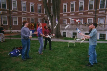 Harvard Law Jugglers