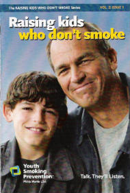 Philip Morris Talk to your Kids; They'll Listen