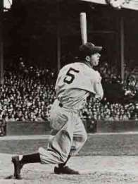 Joe Dimaggio Hit