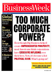 Business Week (2000):  Too Much Corporate Power?
