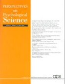 Perspectives on Psychological Science Cover