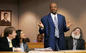 James Curtis Giles Exoneration - from MSNBC