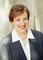 Dean Elena Kagan