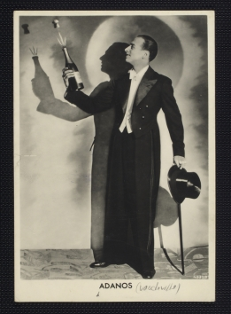 Magician - from NYPL Gallery