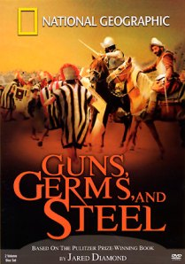 Guns Germs Steel - NG Cover