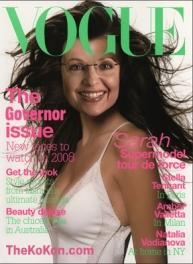 Sarah Palin Vogue