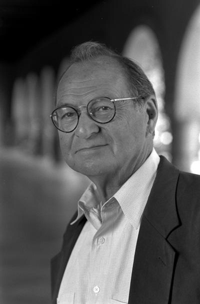Psychologist Robert Zajonc, pioneer of social psychology