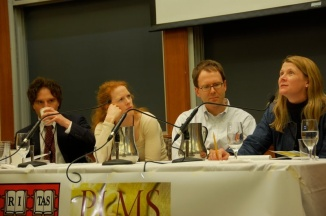 Law and Mind Sciences Conference Panel Photo