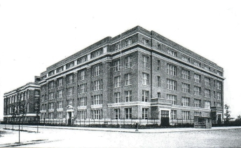 James Monroe High School Bronx