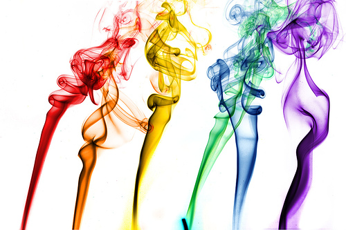 Smoke 6 colors