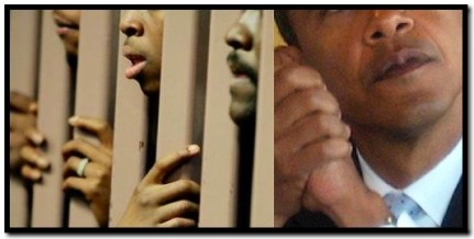Obama Prisoners - images from Flickr