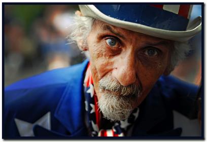 Uncle Sam - by moriza