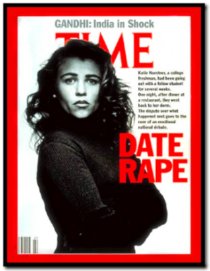 date rape time cover