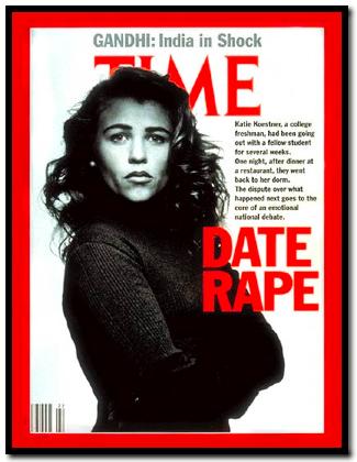 date rape time cover