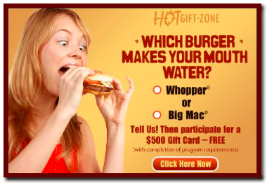 Big Mac Whopper