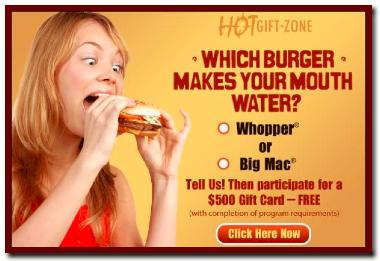 Big Mac Whopper