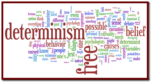 free will determinism the debate essay Discuss free will and determinism with respect to 2 or more psychological theories the debate surrounding free will and determinism is one that has occupied.