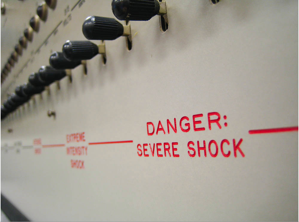 Electric shock authority study