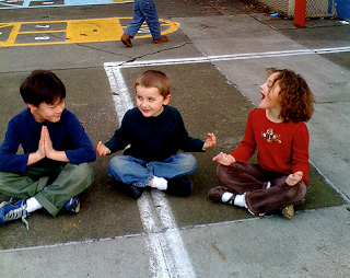 middle school meditation