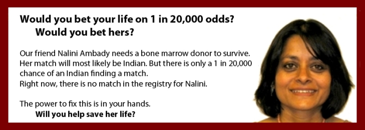 Nalini Ambady Needs Our Help